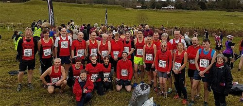 Cross Country Stopsley Striders