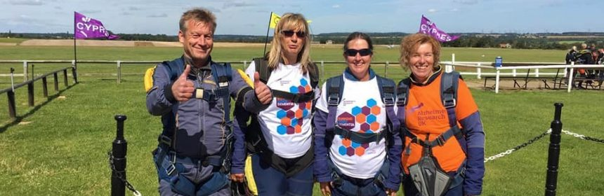 Stopsley Striders Skydivers