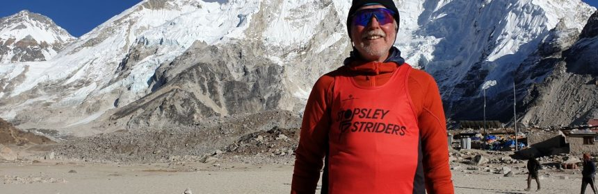 Richard Hardy Everest Marathon