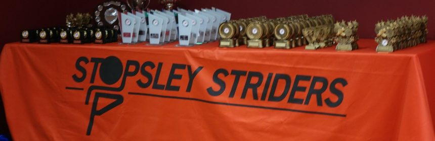 Stopsley Striders Awards 2020